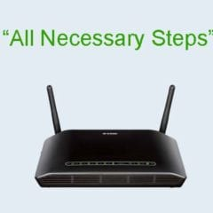 How to Reset Dlink Router to Default Settings